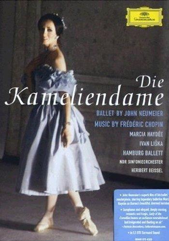 DVD : Heribert Beissel - Die Kameliendame (Subtitled)