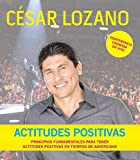 Actitudes Positivas (Conferencia Grabada En Vivo) Audio CD (Spanish Edition)
