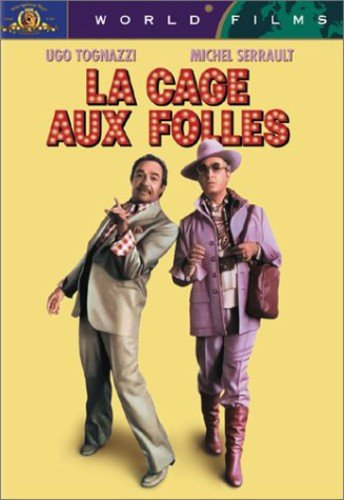 La Cage Aux Folles [Reino Unido] [DVD]: Amazon.es: Cine y Series TV