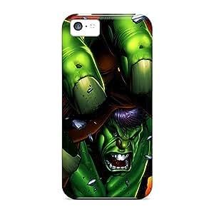 Iphone 5c Dgp35017XmxB Hulk Smash Cases Covers. Fits Iphone 5c