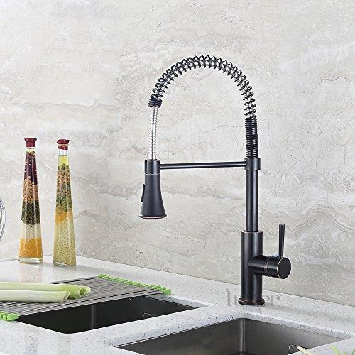 luxier kitchen faucet kitchen luxier faucet moen 7294orb arbor one handle high arc pullout kitchen