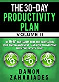 Bargain eBook - The 30 Day Productivity Plan