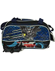 DC Comics Batman Duffle Gym Sports Bag and One Stylish Sunglasses Set