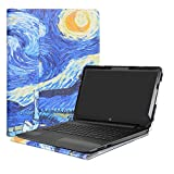 Alapmk Protective Case Cover for 15.6' HP Notebook 15 15-bsXXX (Such as 15-BS015DX)/15-bwXXX (Such as 15-BW011DX)/HP 250 G6/HP 255 G6/HP 256 G6 Laptop(Not fit 15-acXXX/15-ayXXX/15-daXXX),Starry Night