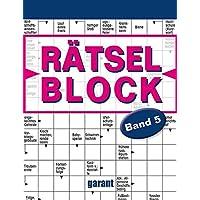 Rätselblock Band 5