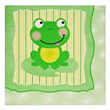 Froggy Frog Luncheon Napkins (16 count), Health Care Stuffs