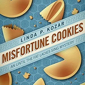 Misfortune Cookies Audiobook