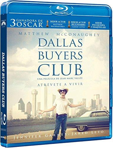 Dallas Buyers Club [Blu-ray]: Amazon.es: Matthew ...