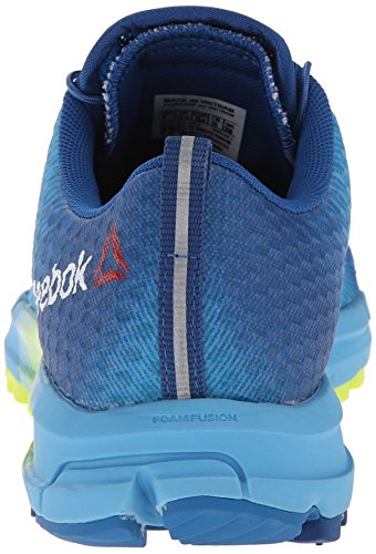 Reebok Women's All Terrain Thunder 2.0 Running Shoe Neon Blue/Handy Blue/Instinct Blue/Solar Yellow z4a4w0hDiV