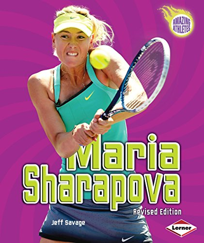 Maria Sharapova  Amazing Athletes