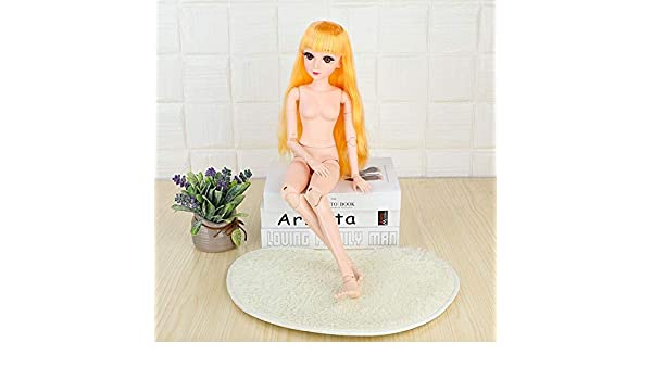 heresell BJD - Pelota articulada de muñeca, Princesa, 60 cm ...