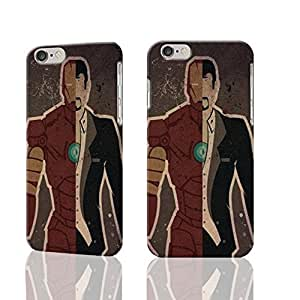 "DC MARVEL SUPERHERO 3D Rough iphone Plus 6 -5.5 inches Case Skin, fashion design image custom iPhone 6 Plus - 5.5 inches , durable iphone 6 hard 3D case cover for iphone 6 (5.5""), Case New Design By Codystore hjbrhga1544 by icecream design"