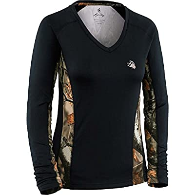 Legendary Whitetails Women's Ambition Performance L/S Tee