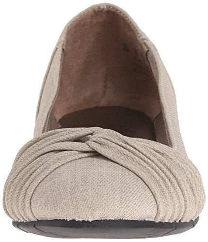 Lifestride Mujeres Notorious Flat Taupe