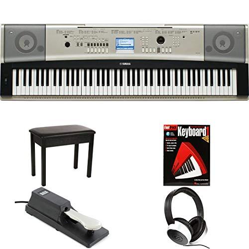 Yamaha YPG-535 Deluxe Keyboard Bundle by Generic