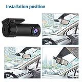 1080P Car Camera WIFI DVR Dash Cam Recorder Camcorder Night Vision CAM