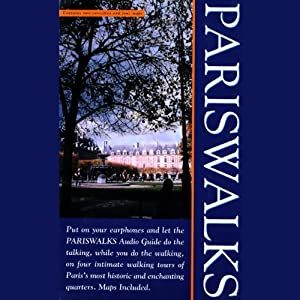 Pariswalks Audiobook