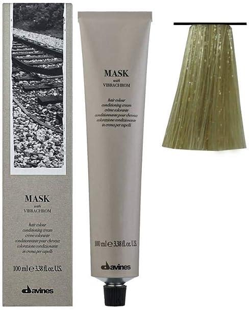 Davines Mask With Vibrachrom 99.0 Tinte - 100 ml: Amazon.es ...