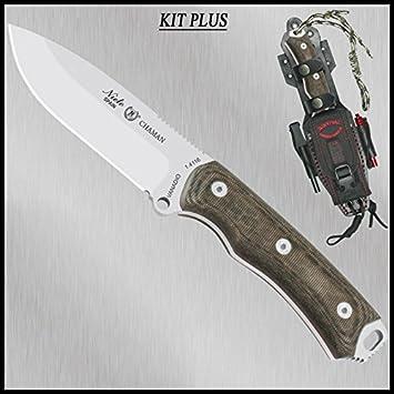 Cuchillo Miguel Nieto Chaman Kit KATEX Marron 140-KK Plus ...