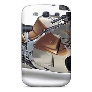 New Arrival Premium S3 Case Cover For Galaxy (suzuki Gsx1300r Gold)