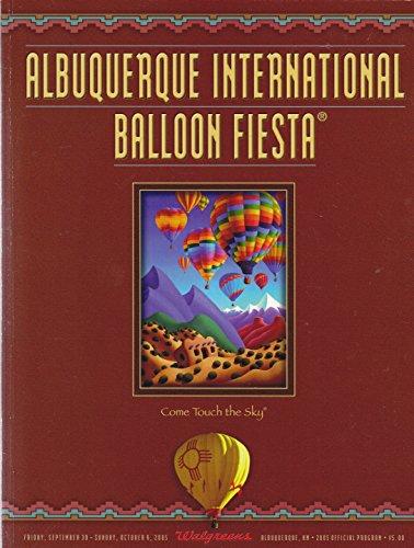 Albuquerque International Balloon Fiesta 2005 -