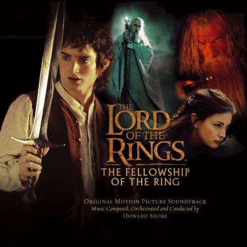 Lord Rings Fellowship Original Soundtrack