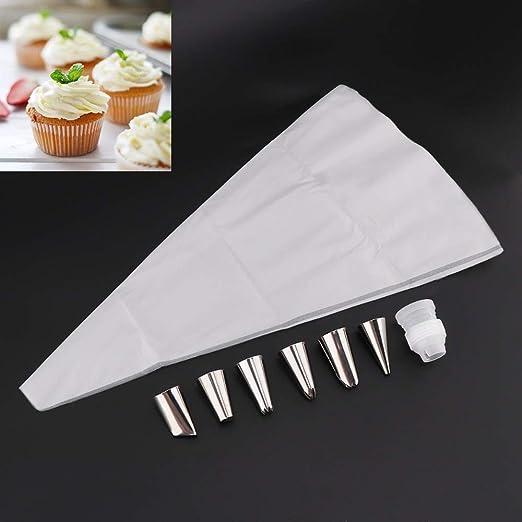 Boquillas rusas para decoración de tartas, 8 unidades, para ...