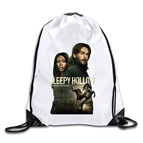 Price comparison product image HAAUT Sleepy Hollow Season 2 Port Bag Drawstring Backpack