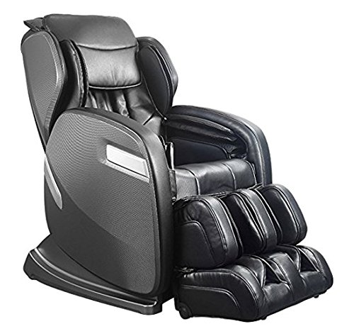 Ogawa Active SuperTrac Massage Chair with Advanced Roller Technology, Black