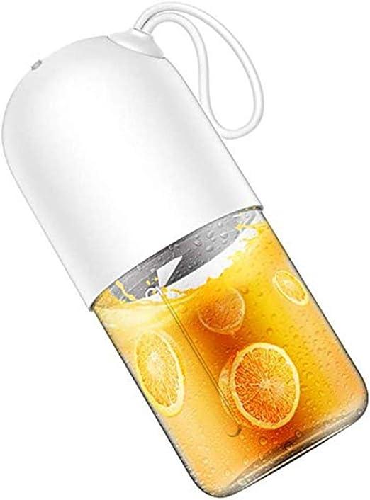 QRGYS Licuadora exprimidora portátil Mini Forma de cápsula Potente ...