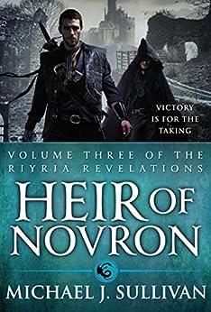 Heir of Novron (Riyria Revelations box set Book 3) by [Sullivan, Michael J.]