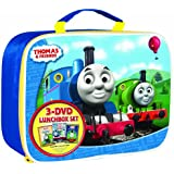 Thomas & Friends 3-DVD Lunchbox Gift Set