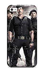 Protective Tpu Case With Fashion Design For Iphone 5c (sylvester Stallone)