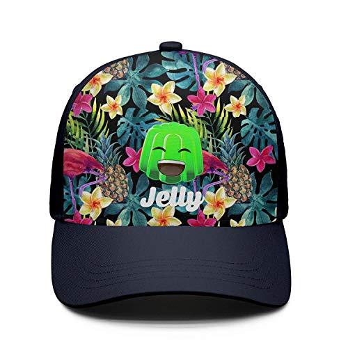 Ddsadss Jelly-Classic-YT- Trucker Hats for Men Women Baseball caps Sports Caps