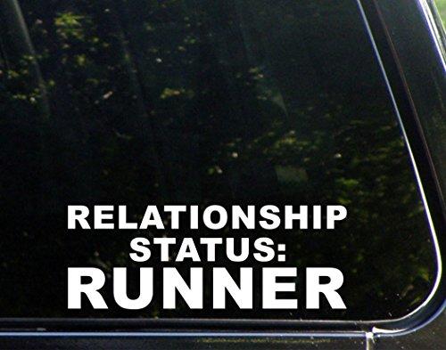 Relationship Status: RUNNER (9