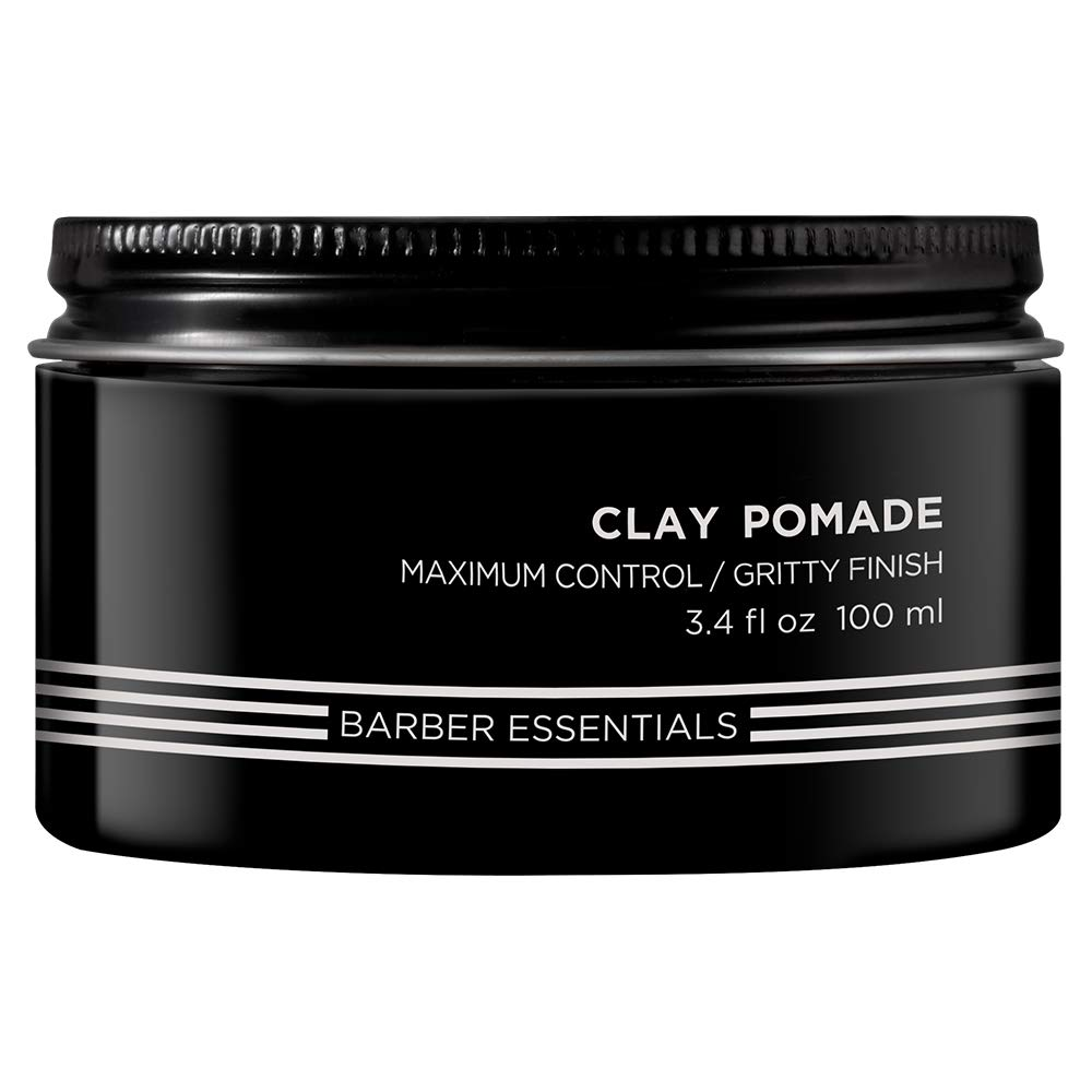 Redken Brews Clay Pomade, 3.4 fl. oz. L'Oreal USA S/D 0884486353924