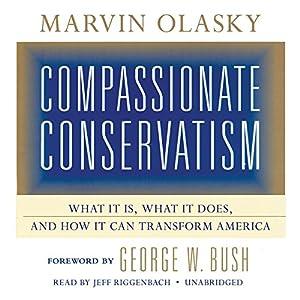 Compassionate Conservatism Audiobook