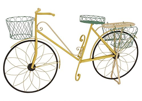 Bicycle Plant Stand by Deco 79