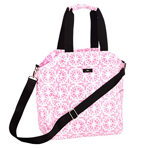 SCOUT Coated Cotton Oh Buck It Crossbody Bag, Compass Rose