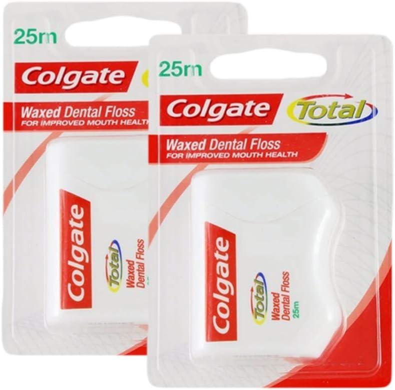 Colgate Total Dental Floss (Pack Of 2)