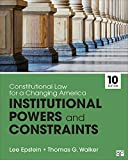 img - for Constitutional Law for a Changing America: Institutional Powers and Constraints book / textbook / text book