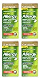 GoodSense All Day Allergy, Cetirizine HCL Tablets, 10 mg, 365 Count, 4 Pack