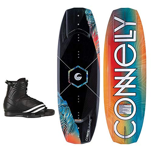 CWB Connelly Surge Kids Wakeboard 125cm, with Optima, used for sale  Delivered anywhere in USA