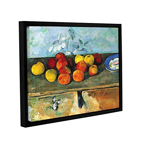 ArtWall Paul Cezanne's Still Life of Apples and Biscuits Gallery