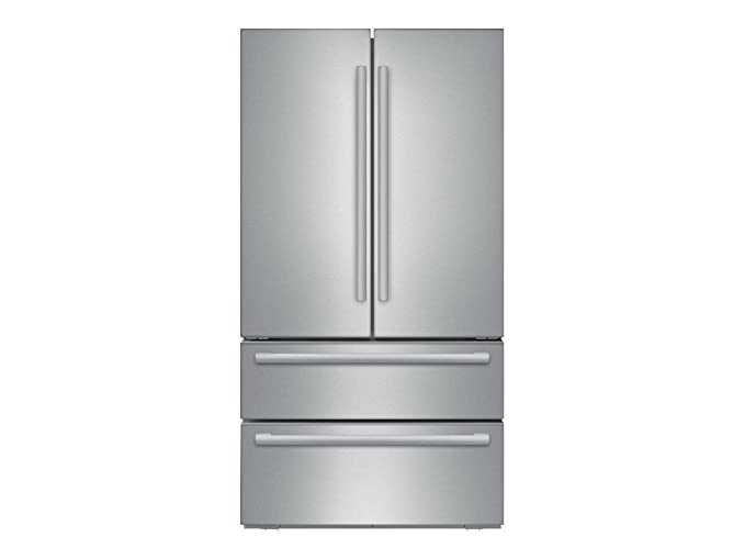 Bosch B21CL81SNS 36 Counter Depth French Door Refrigerator With 20.7 Cu.  Ft. Capacity 2