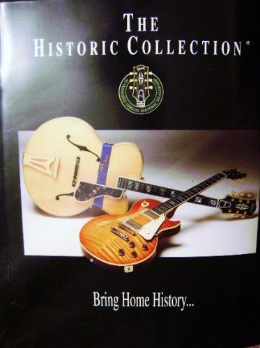 Gibson Historic Collection - Gibson Historic Collection 1994 Catalog