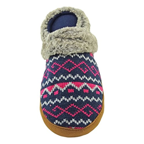 Dearfoam Knit Knit Sweater Clog Dearfoam Clog Sweater Dearfoam Sweater vq4c1fp