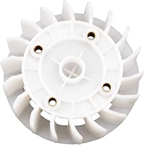 GOOFIT Fan Blade Wheel for GY6 50cc 139qmb Moped Scooter Motorcycle