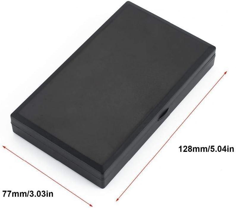 HIGHKAS Bilancia Elettronica per Gioielli Mini Tasca LCD Bilancia Digitale Bilancia Elettronica precisa Bilancia per bilance-_300G0.01G 1125 (Colore: 300g0.01g) 100g0.01g