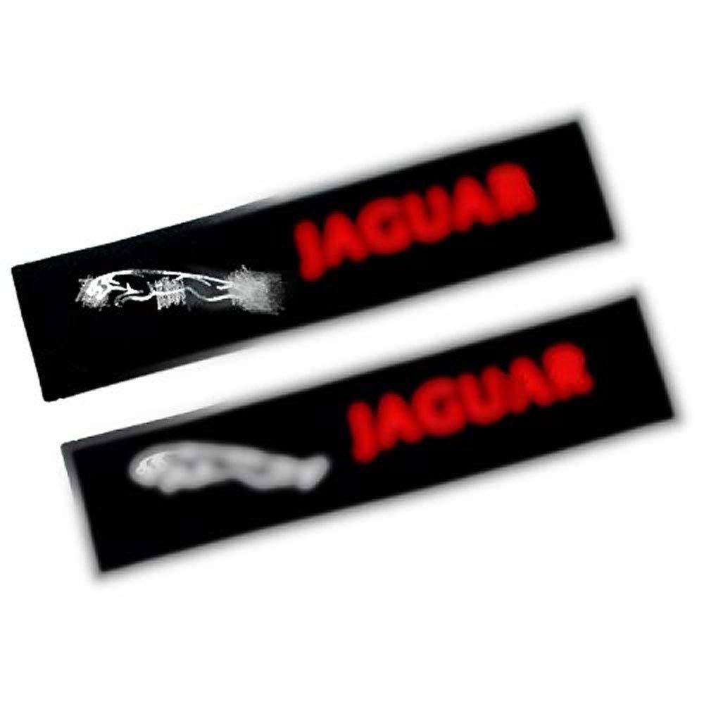 YYD Cuscino Copri Cinghia Automatico per Cintura,Jaguar